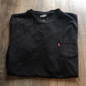 🌟Levi Strauss & Co Levi's Pocket T Shirt 2XL